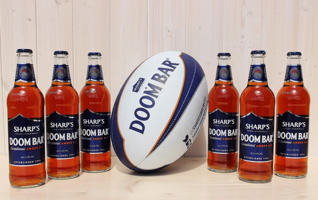 'Doom Bar Rugby Special' Beer Gift Box
