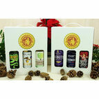 6 Bottle Stylish Beer & Cider Carry Gift Box
