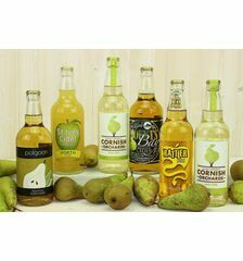 'Pear Perry Delight' Cider Gift Box