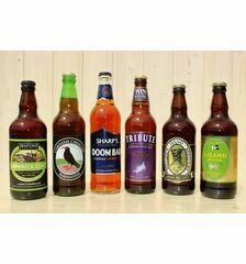 Beer Special Gift Box - Six Cornish Beers