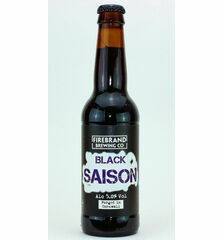 Black Saison - Firebrand Brewing Co (ABV 5.0%)