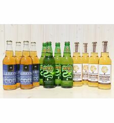 Cider Special Gift Box - Twelve Cornish Ciders