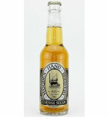 Cornish Steam Lager - Wooden Hand Brewery (ABV 4.0%)