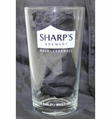 Sharp's Brewery Branded Generic Pint Glass