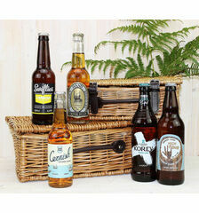 Cornish Lager Thank You Hamper