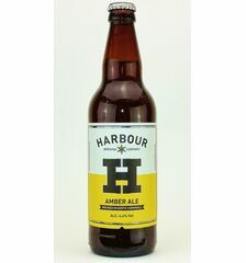 Amber Ale - Harbour Brewing Company (ABV 4.4%)