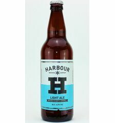 Light Ale - Harbour Brewing Company (ABV 4.0%)