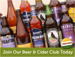 Join our Beer & Cider Club today