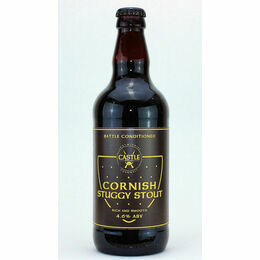 Stuggy Stout - Castle Brewery (ABV 4.6%)