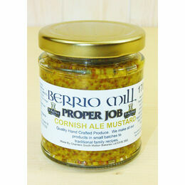 Berrio Mill Proper Job Cornish Ale Mustard
