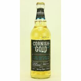Cornish Gold Oak Matured Cider - Healey's (ABV 6.2%)