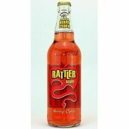 Berry Rattler Cider - Healey's (ABV 4.0%)