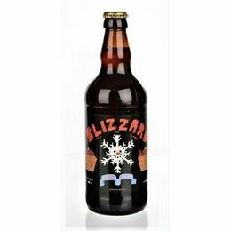 Blizzard from the Lizard - Lizard Ales (ABV 5.0%)