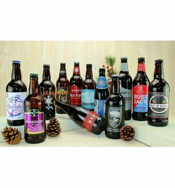 'The Premier League' Premium Beer Gift Box