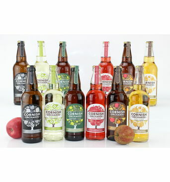 'The Duchy Dozen' Luxury Cider Gift Box