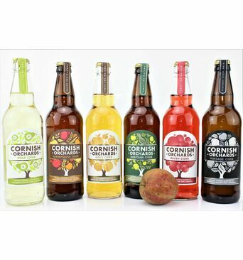 Cornish Orchards Sextet Cider Gift Box