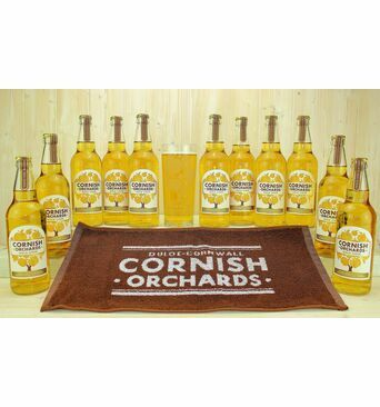 Cornish Gold Cider Luxury Gift Box