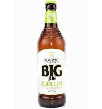 BIG Job - St Austell Brewery (ABV 7.2%)