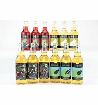 Polgoon Cider Dozen Gift Box