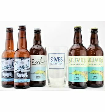 St Ives Brewery Taster Gift Box