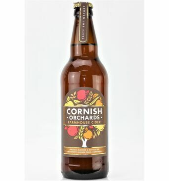 Farmhouse Cider - Cornish Orchards (ABV 5.0%)