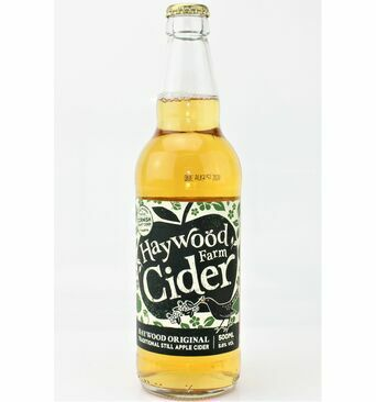 Medium Still Cider - Haywood Farm (ABV 5.6%)