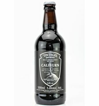Caliburn - Tintagel Brewery (ABV 5.8%)