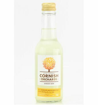 Cornish Orchards Non-Alcoholic Ginger Beer