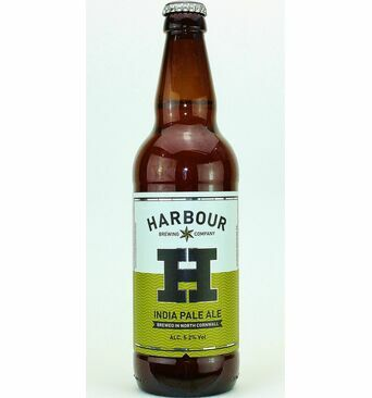 India Pale Ale - Harbour Brewing Company (ABV 5.2%)