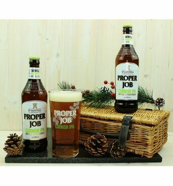 Proper Job IPA & Pint Glass Gift Set