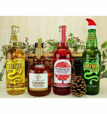 Cornish Choice Cider Hamper