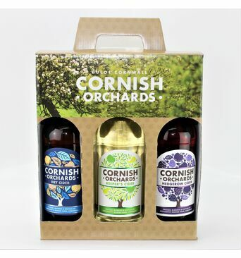 Cornish Orchards Country Cider Trio