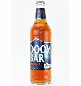 Doom Bar - Sharp's Brewery (ABV 4.3%)