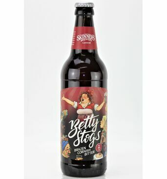 Betty Stogs - Skinner's Brewery (ABV 4.0%)