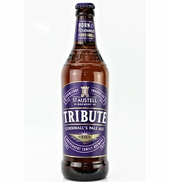 Tribute - St Austell Brewery (ABV 4.2%)