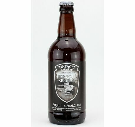 Harbour Special - Tintagel Brewery (ABV 4.8%)