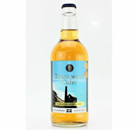 Touchwood Cider - Touchwood Cider (ABV 5.0%)