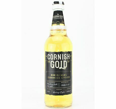 Cornish Gold Cyder - Healey\'s (ABV 4.5%)