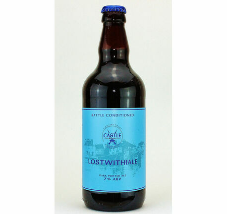 Lostwithiale - Castle Brewery (ABV 7.0%)