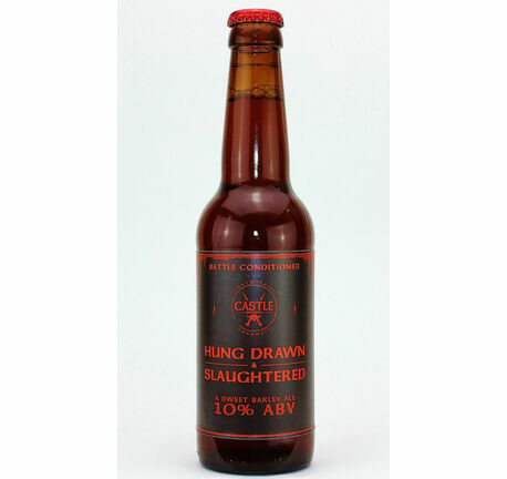 Hung, Drawn & Slaughtered - Castle Brewery (ABV 10.0%)