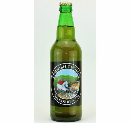 Kilcobben IPA - Cornish Chough (ABV 5.0%)