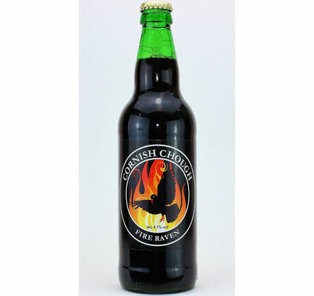Fire Raven - Cornish Chough (ABV 4.7%)