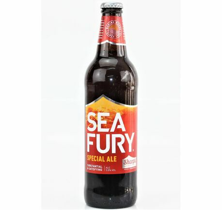 Sea Fury - Sharp's Brewery (ABV 5.0%)