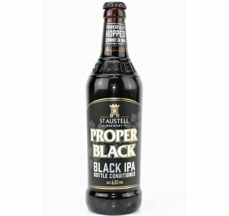 Proper Black - St Austell Brewery (ABV 6.0%)