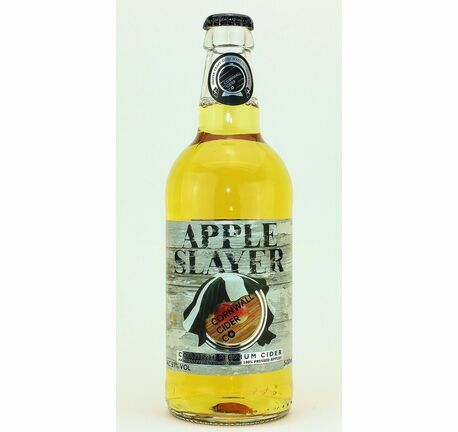 Apple Slayer - Cornwall Cider Co (ABV 5.7%)