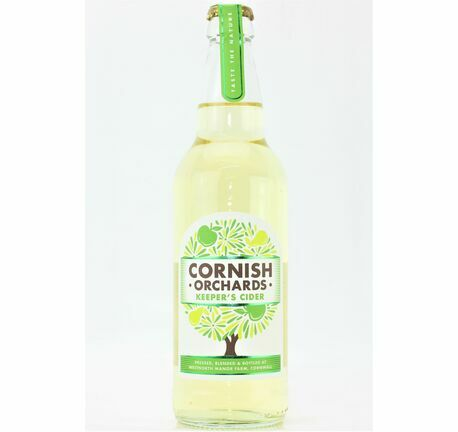 Keepers Meadow Cider - Cornish Orchards (ABV 5.0%)