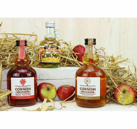 'The Flagon's Lair' Cornish Hamper