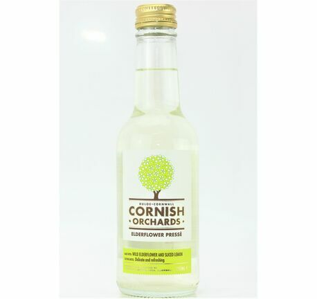 Cornish Orchards Elderflower Presse