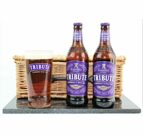 Tribute Ale & Pint Glass Gift Set