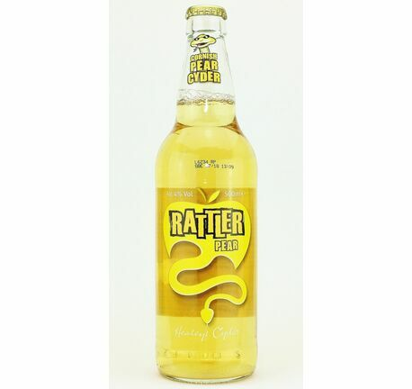 Pear Rattler Cider - Healey's (ABV 4.0%)